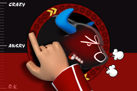 Screenshot iRodeo – Crazy Bull Riding