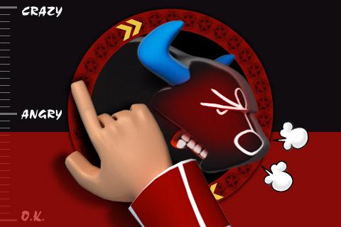 Screenshot iRodeo – Crazy Bull Riding