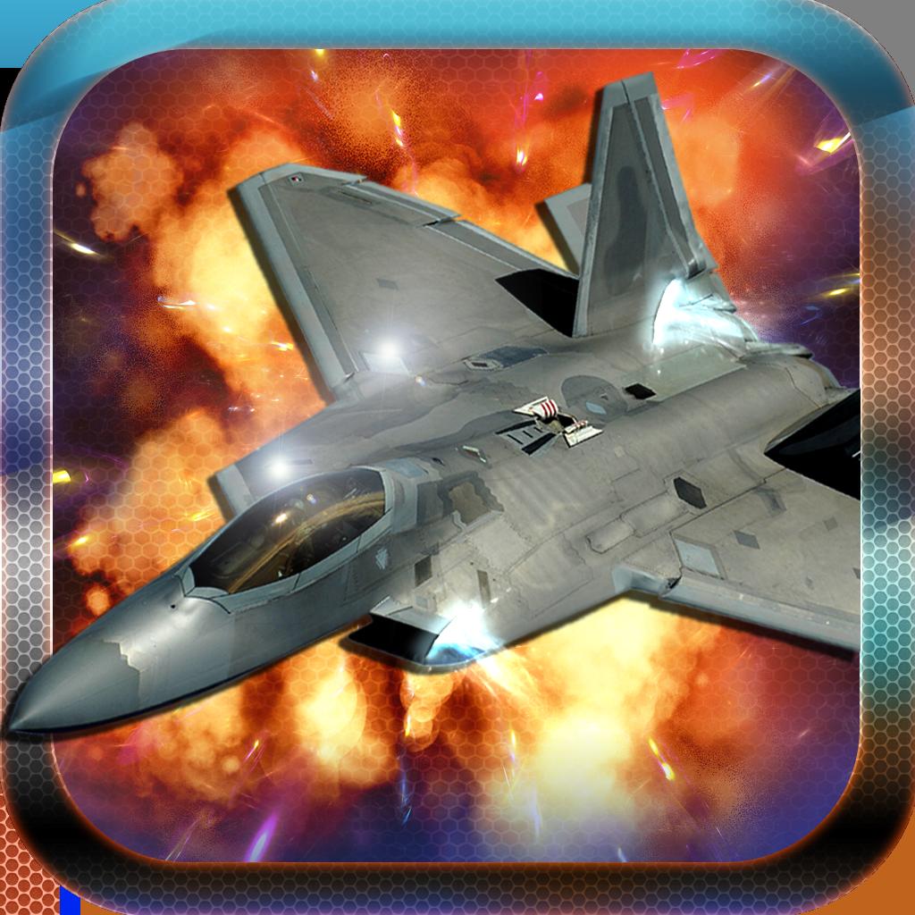A Modern Action War: Jet Combat Shooting Game HD Free